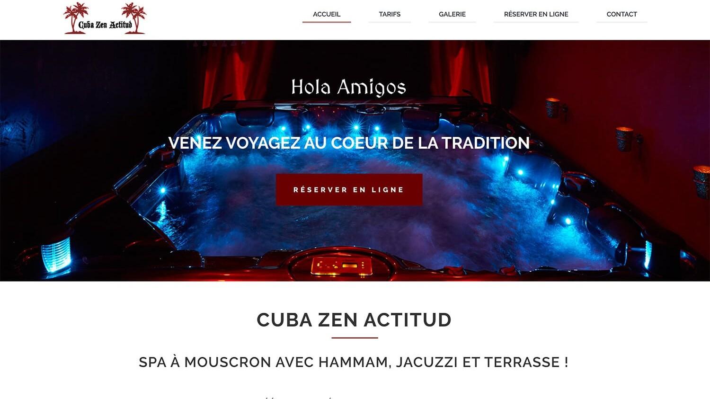 Cuba Zen Actitud référence plein écran
