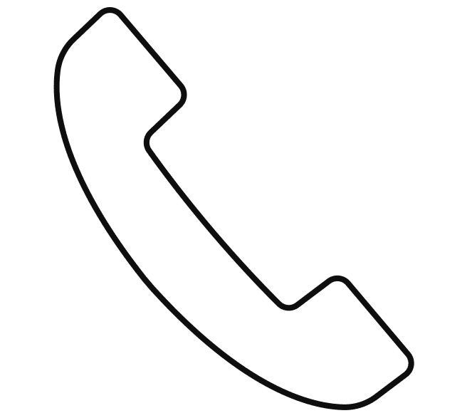 Contact téléphone icone