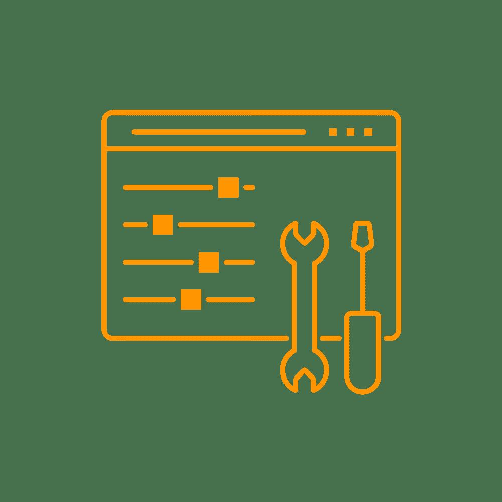 Maintenance icone