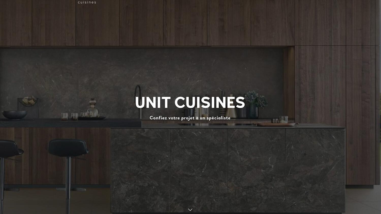 Unit Cuisines